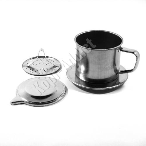Foto Produk Vietnam Coffee Drip / Penyaring Kopi / Coffee Maker Q8/ Baru dari Kopi Addict
