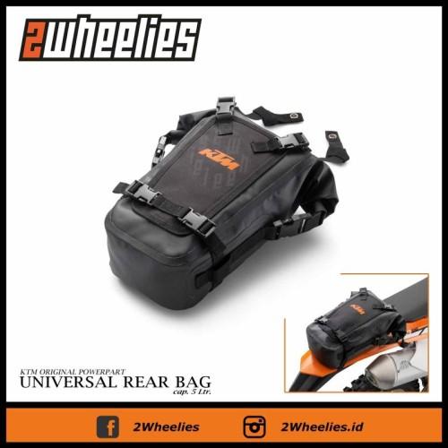 Foto Produk tas universal untuk motor, drybag dari 2wheelies