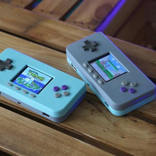 Foto Produk Raspberry Pi Zero Case Only - Pi Zero Gameboy dari BIKIN3D