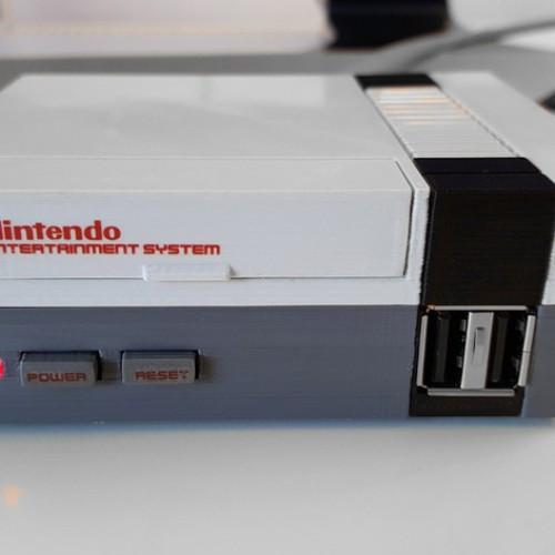 Foto Produk Raspberry Pi Case 2 / Raspberry Pi Case 3 / Raspberry Pi B+ Mini NES dari BIKIN3D
