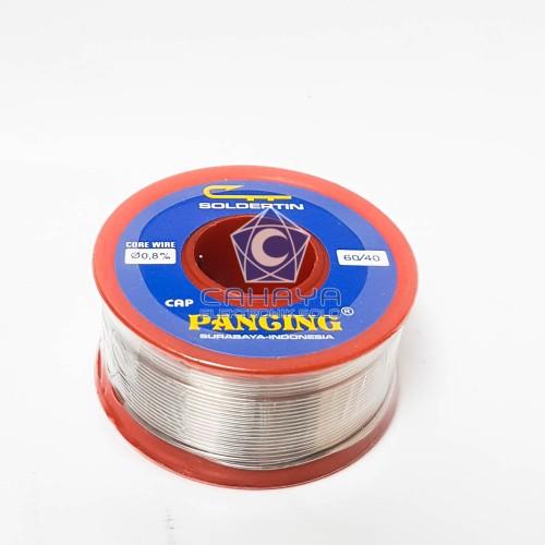 Foto Produk Timah Tenol Pancing 1/4 kg Kualitas Bagus 250g 250 gram 1 roll Solder dari Cahaya Elektronik Solo