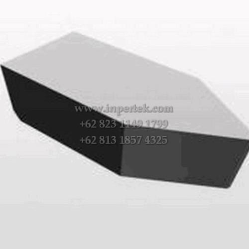 Foto Produk Mata Widia C125 | Betel | Tip Widia | Mata Bubut | Cemented Carbide dari Teknikloak