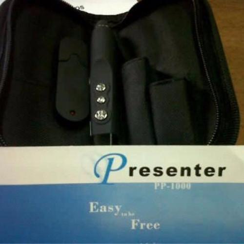 Foto Produk Wireless Presenter PP - 1000 dari Lapak Anda