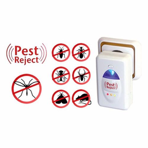 Foto Produk Pest Reject Pembasmi Tikus dan Serangga Elektrik - Putih dari Lapak Anda