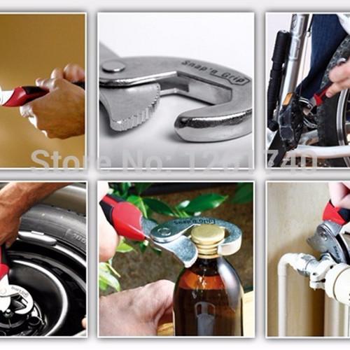 Foto Produk Poseidon Snap n Grip - Kunci Inggris Serbaguna dari Lapak Anda