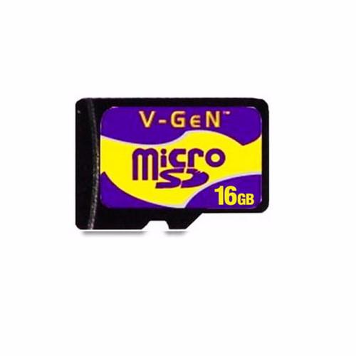 Foto Produk Micro SD Vgen - 16 GB Tanpa Adapter dari Lapak Anda