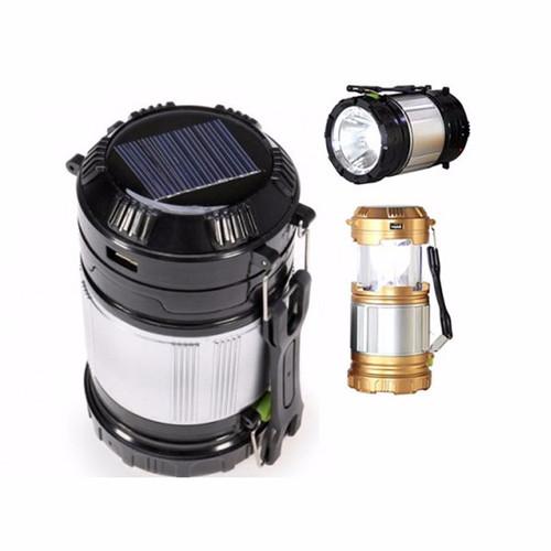 Foto Produk GL - 9599 Solar Zoom Camping Lamp dari Lapak Anda