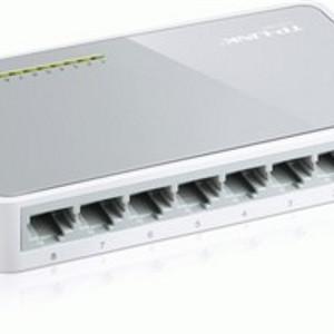 Foto Produk TP - Link TL - SF1008D : 8 Port Unmanaged 10 / 100M Switch dari Lapak Anda