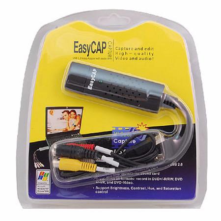 Foto Produk Easy Cap USB 2.0 DVR 1 Channel dari Lapak Anda