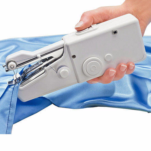 Foto Produk Mesin Jahit Tangan Portable - Handheld Sewing Machine dari Lapak Anda