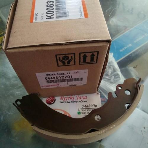Foto Produk Brake Shoe / Kampas Rem Belakang Avanza Xenia dari Bengkelparts