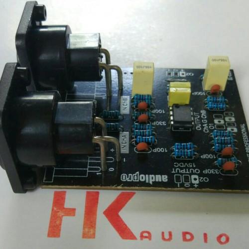Foto Produk Kit input Balance - P.A dari HK-audio