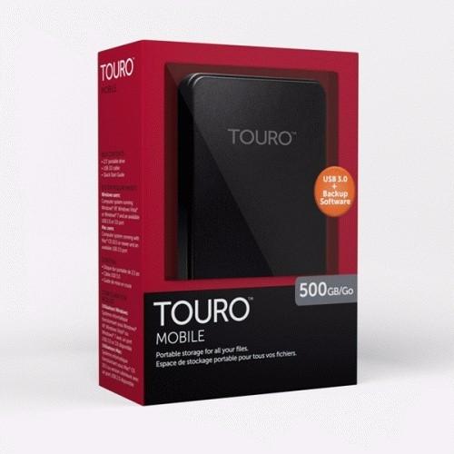 Foto Produk Hitachi Touro 500GB USB 3.0 dari anassshop