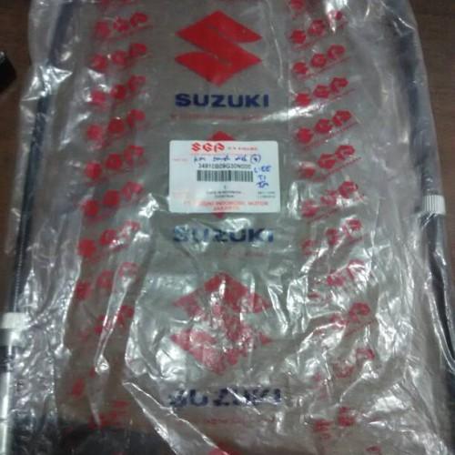 Foto Produk kabel km kilometer speedometer Suzuki Smash Skywave Spin asli SGP dari Murah Rejeki Motor