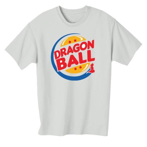 Foto Produk Kaos Anak Lucu (Kids T-Shirt) Dragon Ball Burger King dari lilucelo