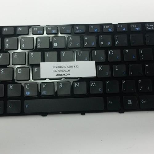 Foto Produk keyboard asus k42 dari Lampung Notebook