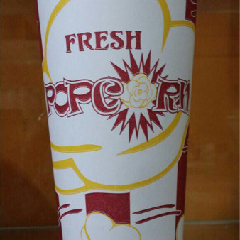 Foto Produk Popcorn Paper Cup 32 Oz @ 50 Pcs Foodgrade dari HoResCa