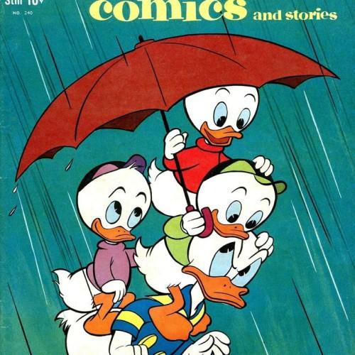 Foto Produk Donald Duck Long Story English (50 Pack PDF) dari Sevennia