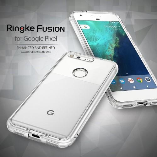 Foto Produk CASING RINGKE FUSION GOOGLE PIXEL 2016 , HARDCASE GOOGLE PIXEL 2016 dari Dukun Gadget Acc