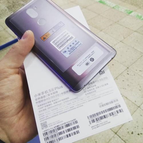 Foto Produk Xiaomi Mi5s + Plus 64gb Black Jakarta BNIB Bisa COD dari JUALGADGETS