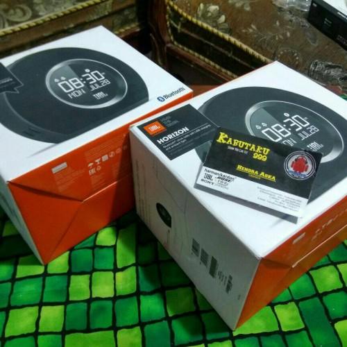 Foto Produk JBL HORIZON bluetooth clock alarm speaker (ihome harman kardon bose) dari kabutaku999