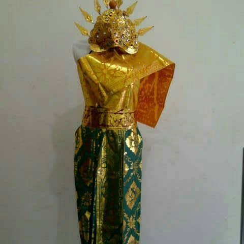 Foto Produk Baju adat bali anak / pakaian baju adat tradisional bali anak dari Ramanda Store
