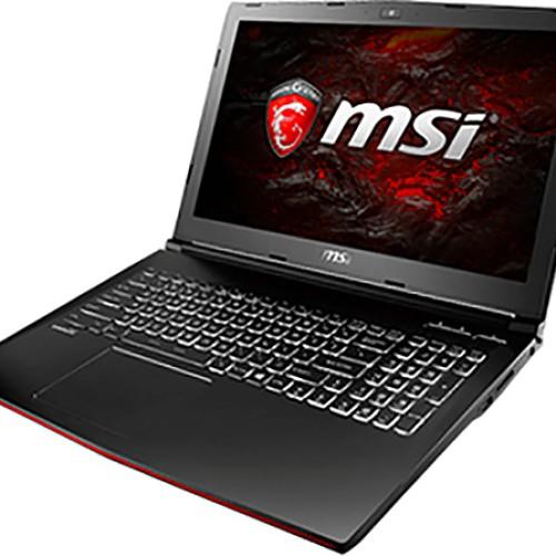 Foto Produk Laptop Gaming Msi GP62MVR-7RF 7RD Ci7-7700HQ 2.8-3.2GHz Ram 16 GB dari Das Livia Computer