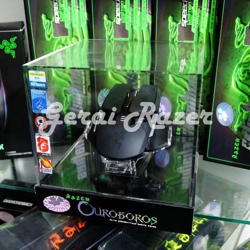 Foto Produk Razer Ouroboros - Elite 8200dpi Wireless Gaming Mouse dari Gerai Razer