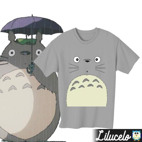 Foto Produk Kaos Anak Lucu (Kids T-Shirt) My Neighbour Totoro dari lilucelo