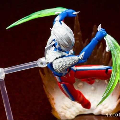 Foto Produk Bandai Ultra Act Ultraman Zero Renewal ORIGINAL dari Toibuddy