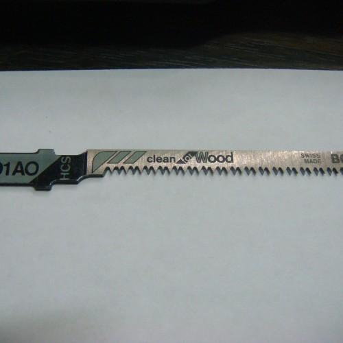 Foto Produk Bosch Mata Jigsaw / Jigsaw Blade T 101 AO / T101AO dari Hong Lie Tools