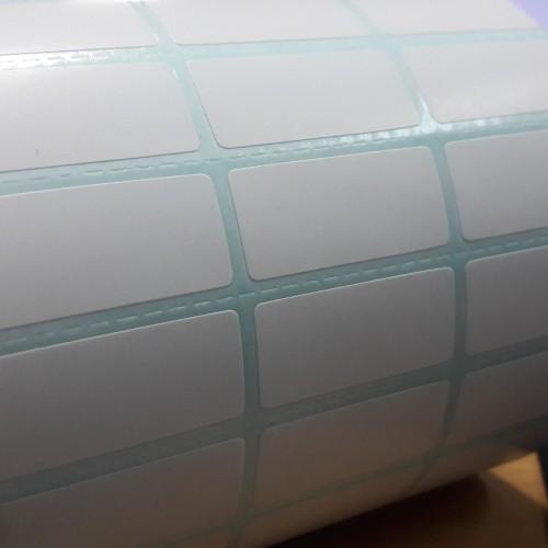 Foto Produk KERTAS STICKER LABEL BARCODE SEMICOATED 33 X 15 3 BARIS dari Meser Barcode