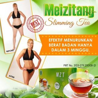 Foto Produk Meizitang teh / Mzt tea / meizitang tea Herbal BPOM dari JW Kosmetik
