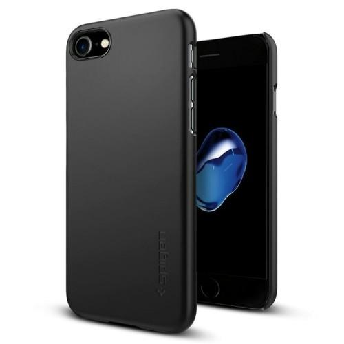 Foto Produk Original Spigen Thin Fit iPhone 7 - Black dari Acchandphoneinc