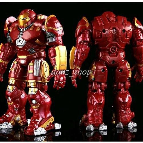Foto Produk Figure Ironman Hulkbuster dari danz_shop