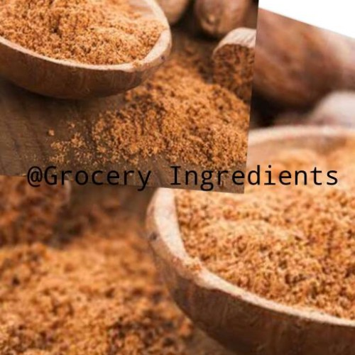 Foto Produk Asli Pala Bubuk / Nutmeg Ground / Nutmeg Powder - 100gram dari Grocery Ingredients