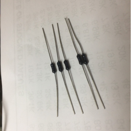 Foto Produk Resistor holco H4. 0.5watt dari Jerusalem audio
