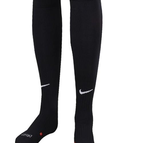 Foto Produk Kaos Kaki Futsal/Bola Nike Academy Ftbll Dri-Fit Sock Black SX4120-001 - S dari KING OF DRIBBLE