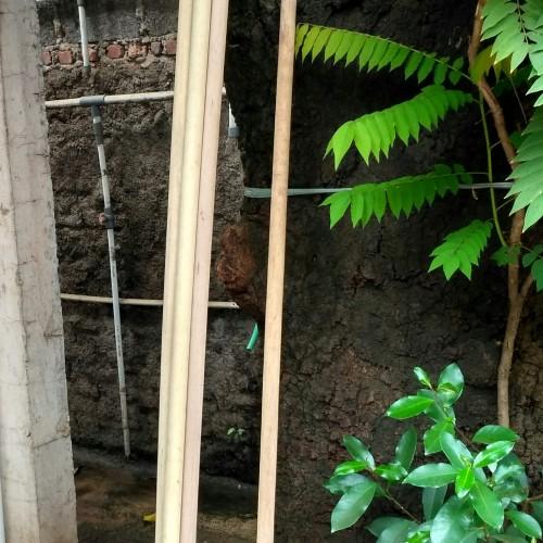 Foto Produk Tongkat Pramuka Polos Panjang 2 meter dari Toko Mabruri