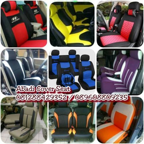 Foto Produk Sarung Jok Mobil SIRION-KIA RIO-SWIFT-ETIOS-AERIO-X OVER dari abadi cover seat