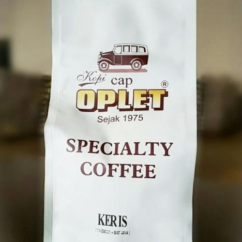 Foto Produk KOPI OPLET SPECIALTY COFFEE - KERIS BLEND (GAYO & E. JAVA) - 250gr dari Bogor Japutra