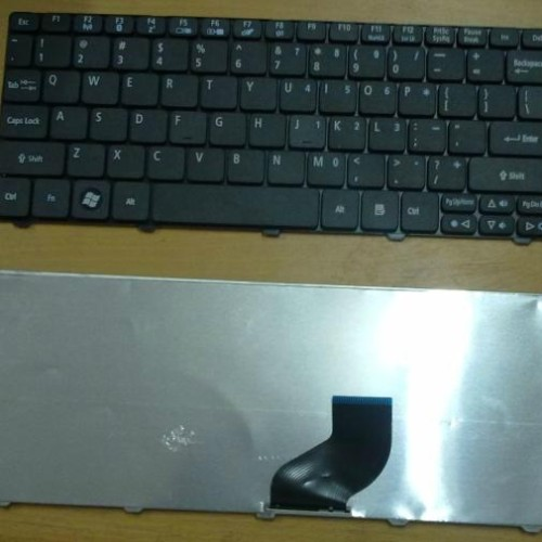 Foto Produk Keyboard ACER AO 532 D255 D260 D257 D522 D270 Black dari SolusiPartLaptop
