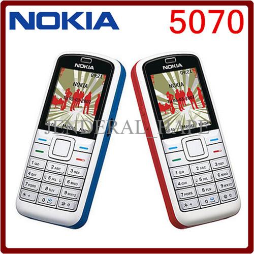 Foto Produk Nokia 5070 - New Garansi Best Seller dari Jenderal Hape
