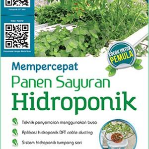 Foto Produk Mempercepat Panen Sayuran Hidroponik dari Toko Kutu Buku