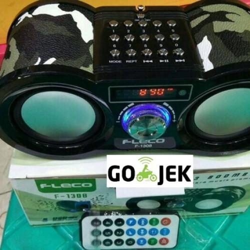 Foto Produk speaker al quran ada tombol repeat / speaker alquran lengkap remote dari azzamkomputer1