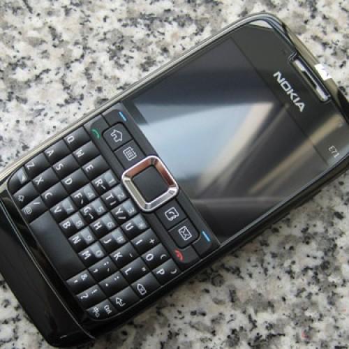 Foto Produk Nokia E71 QWERTY Original Garansi dari Om Unyet