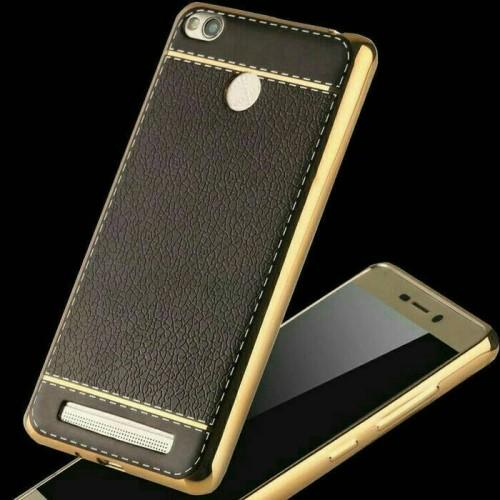 Foto Produk Softcase Xiomi Redmi 3 Pro Soft Leather dari serba gadget