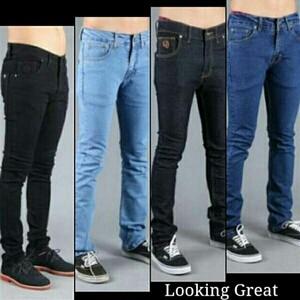 Foto Produk Celana jeans sekinny/stretch/slimfit keren pria termurah dari agha clothing store