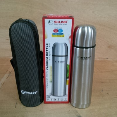 Foto Produk Vacuum Bottle / Termos Air Panas Stainless Steel Shuma 500ml dari Sinar Asia