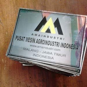 Foto Produk Label Stainless (bijian) dari Lekas Jaya